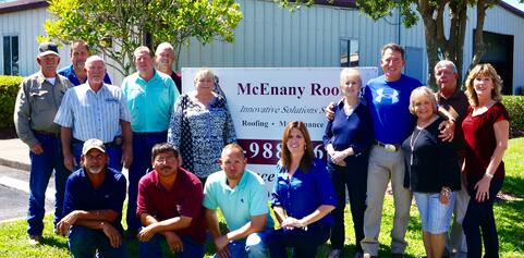 Staff Mcenany Roofing