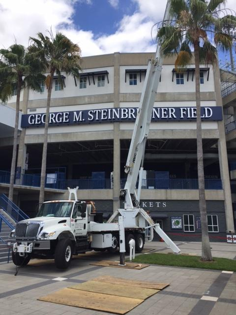 Steinbrenner Field Crane Sign.jpg